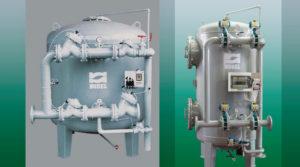 Filtri a carbone attivo automatici