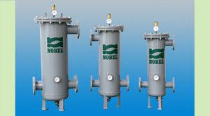 Filtri con magneti per impianti di riscaldamento