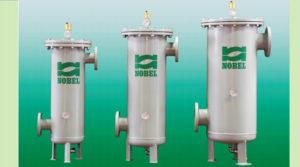 Filtri a cestello per impianti di riscaldamento